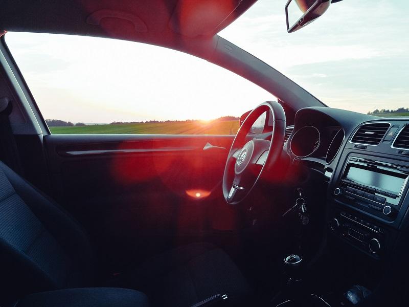 Samochód na wycieczkę
