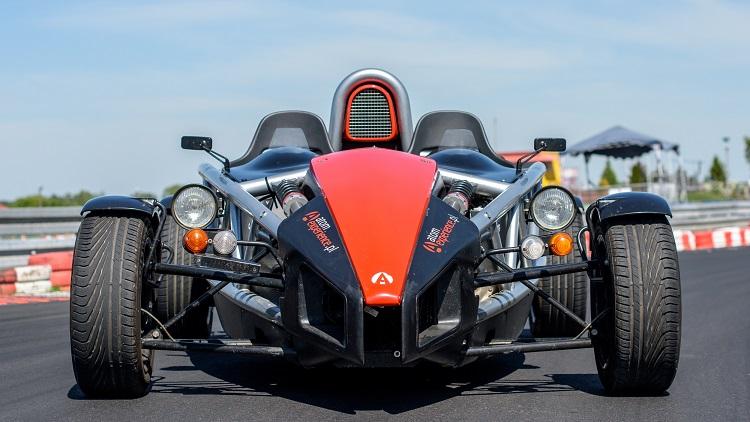 Ariel Atom pojazd bez wyglądu, ale z osiągami