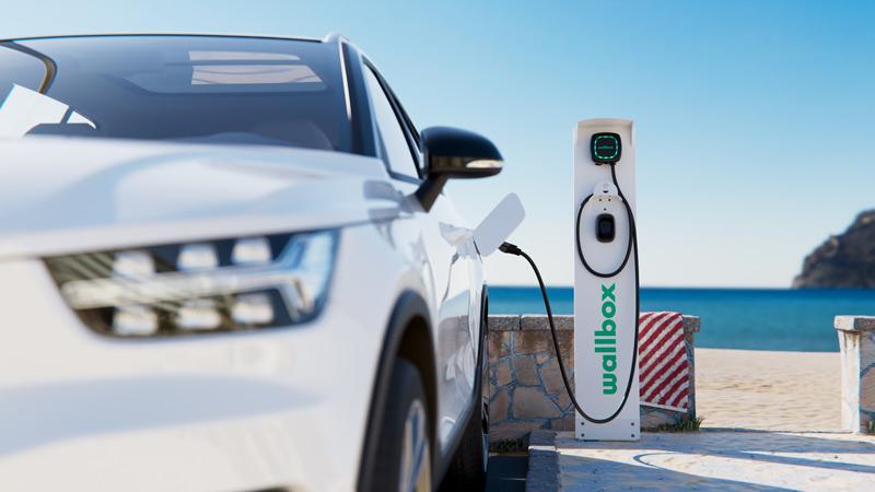 Rozwój branży związanej z ładowaniem samochodów elektrycznych